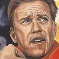 The Duke Of Denver - John Elway by Kenneth Kelsoe
