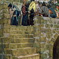 The Evil Counsel Of Caiaphas by Tissot