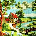The Farm House by Farah Faizal