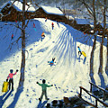 The Footbridge by Andrew Macara