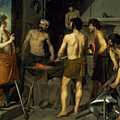 The Forge Of Vulcan by Diego Velazquez