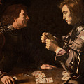 The Gamblers by Michelangelo Caravaggio