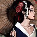 The Geisha by Pete Tapang