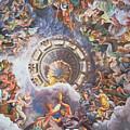 The Gods Of Olympus by Giulio Romano