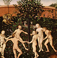 The Golden Age by Lucas Cranach