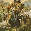 The Good Shepherd by English School