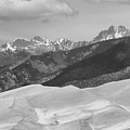 The Great Sand Dunes Bw Print 45 by James BO  Insogna
