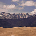 The Great Sand Dunes Panorama 1 by James BO  Insogna