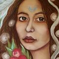 The High Priestess by Tammy Mae Moon
