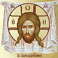 The Holy Napkin  by Julia Bridget Hayes