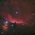 The Horsehead Nebula by Charles Warren