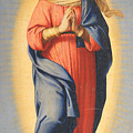 The Immaculate Conception by Il Sassoferrato