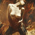 The Incinerating Passion by Sergey Ignatenko