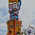 The Kuchlbauer Tower by Juergen Weiss