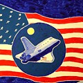 The Last Space Shuttle by Bill Hubbard