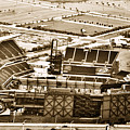 The Linc - Aerial View by Bill Cannon