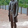 The Man Behind Monticello by DigiArt Diaries by Vicky B Fuller