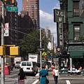 The Manhattan Sophisticate by Madeline Ellis