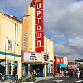 The Marching Band At The Uptown Theater In Napa California . 7d8922 by Wingsdomain Art and Photography