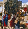 The Marriage At Cana by Julius Schnorr von Carolsfeld
