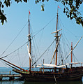 The Maryland Dove Ship by Thomas R Fletcher