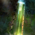 The Maze Runner by Philip Straub