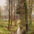 The Mill Stream by Henry Sutton Palmer