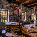 The Milling Room by Mark Papke