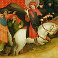 The Mocking Of Saint Thomas by Master Francke