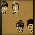 The Monkees  by Movie Poster Prints