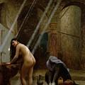 The Moorish Bath by Jean Leon Gerome