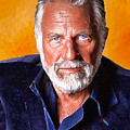 The Most Interesting Man In The World II by Debora Cardaci