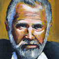 The Most Interesting Man In The World by Buffalo Bonker