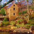 The Old Mill by Renee Skiba