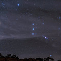 The Orion Constellation Rises by John Davis