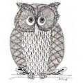 The Owl's Who by Paula Dickerhoff
