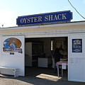 The Oyster Shack At Drakes Bay Oyster Company In Point Reyes California . 7d9832 by Wingsdomain Art and Photography