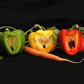 The Pepper Trio by Carol Milisen