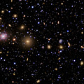 The Perseus Galaxy Cluster by R Jay GaBany