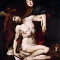 The Pieta by Daniele Crespi