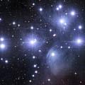 The Pleiades by Robert Gendler
