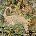 The Pool by Edward Atkinson Hornel