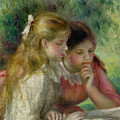 The Reading by Pierre Auguste Renoir