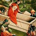 The Resurrection by Johann Koerbecke