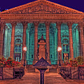 The Royal Exchange In The City London by Chris Smith