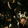 The Seven Works Of Mercy by Caravaggio