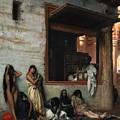 The Slave Market by Jean Leon Gerome