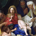 The Sleeping Christ by Charles Le Brun