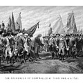 The Surrender Of Cornwallis At Yorktown by War Is Hell Store