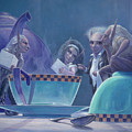 The Tea Party by Leonard Filgate